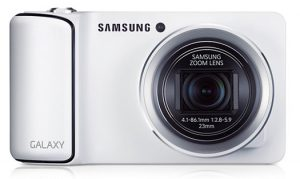 Samsung Galaxy Camera WiFi es presentada