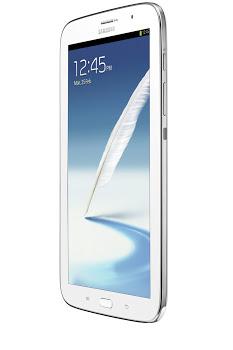 Samsung Galaxy Note 8.0 oficial color blanco