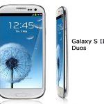 Samsung Galaxy S III Duos es lanzado en China