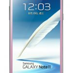 Samsung Galaxy Note II en color rosa es anunciado
