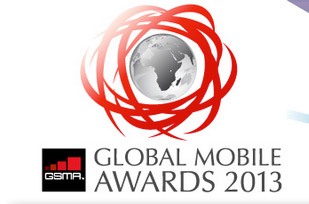 Global Mobile Awards 2013 Logo
