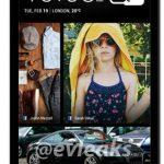 HTC One previamente el M7 en foto oficial de prensa filtrada