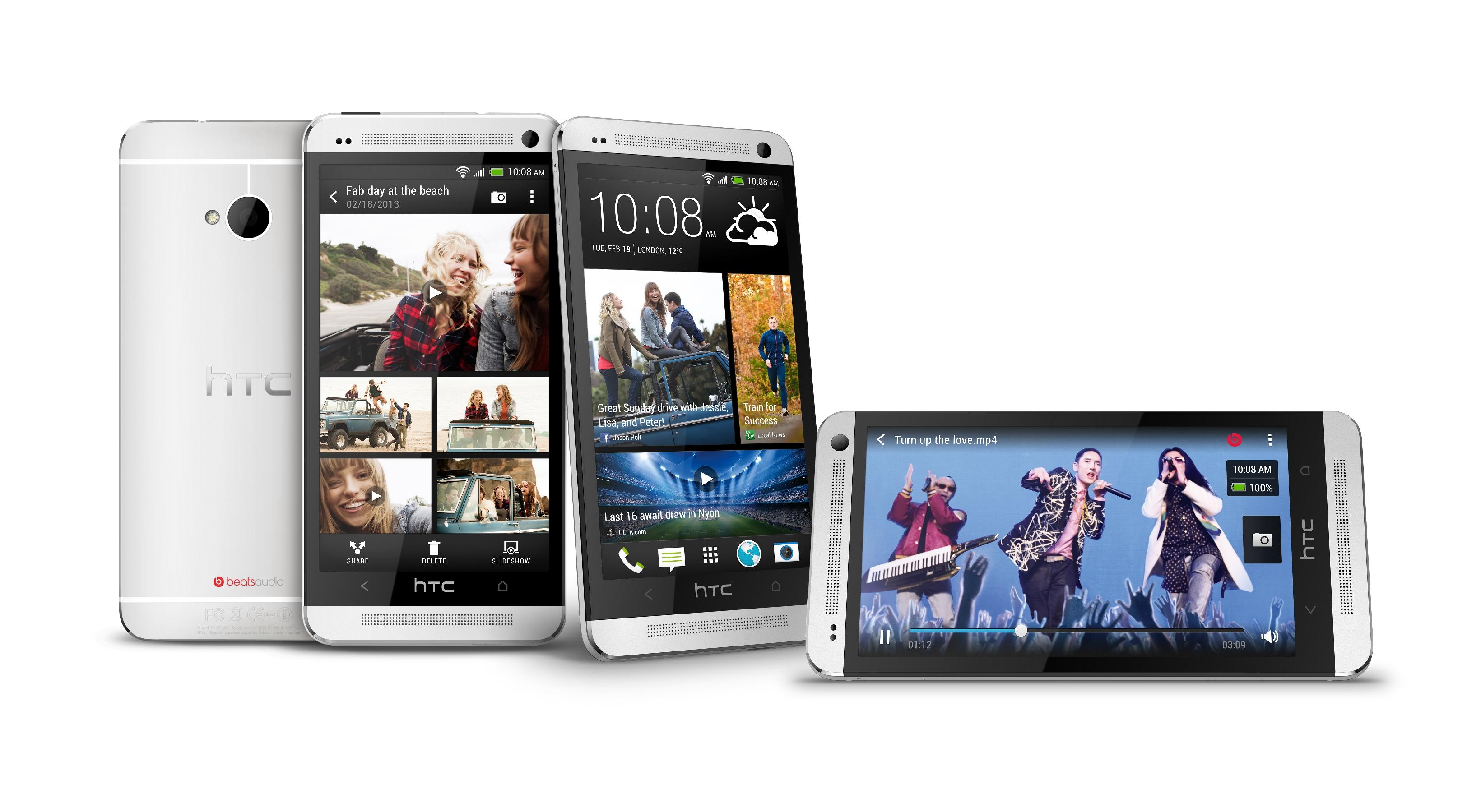 """HTC One con 4.7"""" 1080p, quad-core oficial"""
