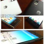 Huawei Ascend P2 con pantalla de 4.7 1080p y 13 MP en fotos en vivo