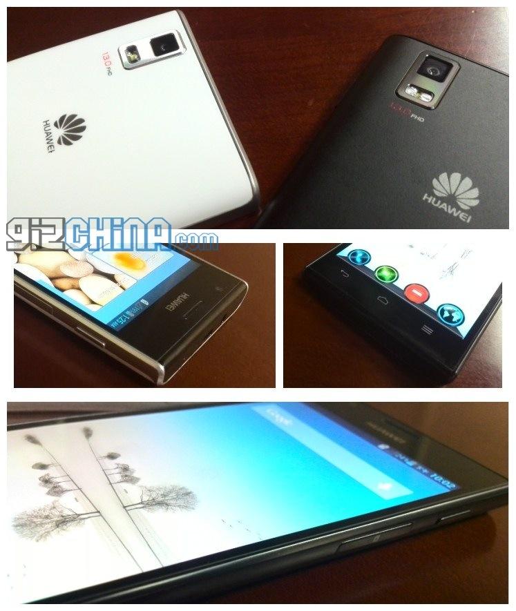 Huawei Ascend P2 pantalla de 4.7 1080p y 13 MP en fotos en vivo y directo