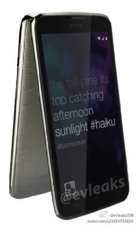 Huawei Ascend G710 render filtrado