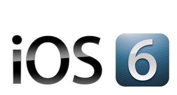 Apple iOS 6 Logo