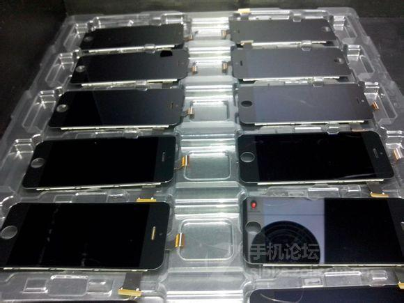 Supuestas imagenes del iPhone 5S