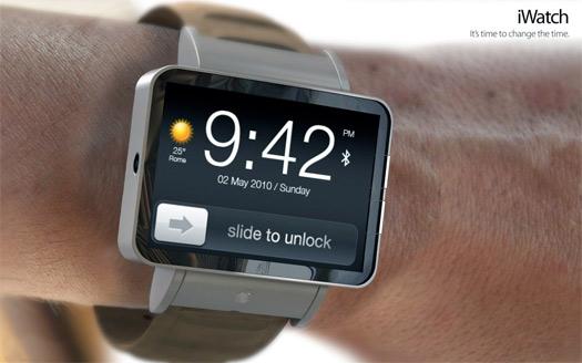 Apple trabaja en su iWatch render no oficial