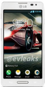 LG Optimus F5 y F7 en fotos de prensa filtradas