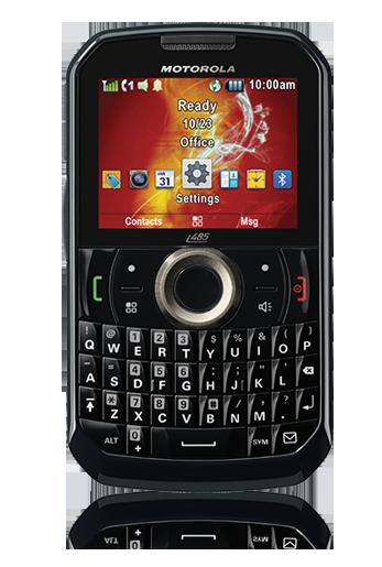 Motorola i485 en México con Nextel