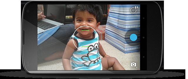 LG Nexus 4 captura y comparte