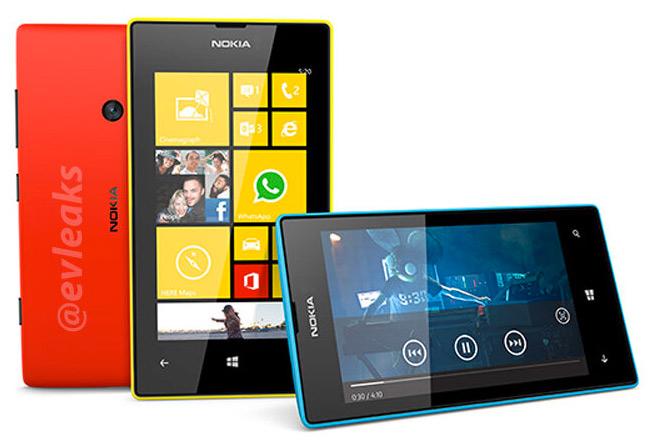 Nokia Lumia 520 oficial