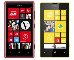 Los Nokia Lumia 520 y Lumia 720 son anunciados oficialmente