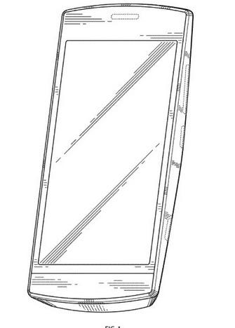 Nokia diseño patente podría ser utilizado en los Nokia Lumia 720 y Lumia 520