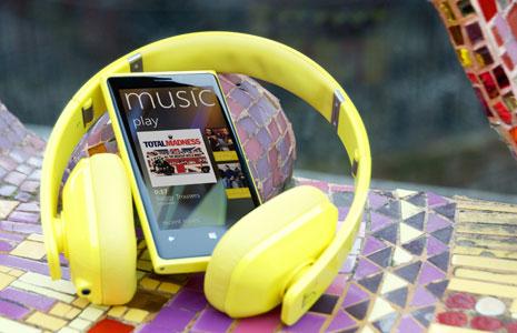 Nokia Music+ con Mix Radio ilimitado