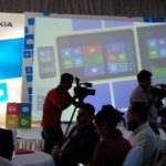 Nokia Windows RT Tablet mostrada accidentalmente