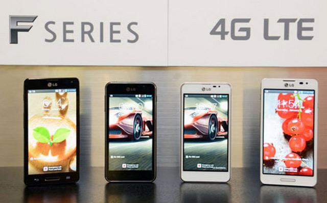 LG Optimus F Series LTE 4G