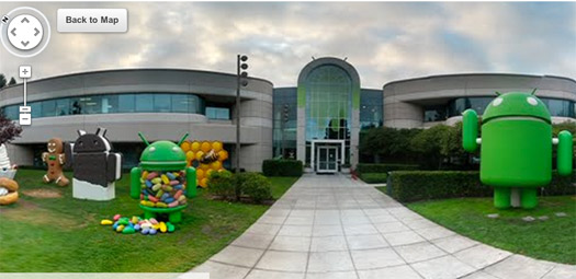 Photo Sphere con Android Jelly Bean