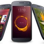 Smartphones Ubuntu se lanzarán en octubre
