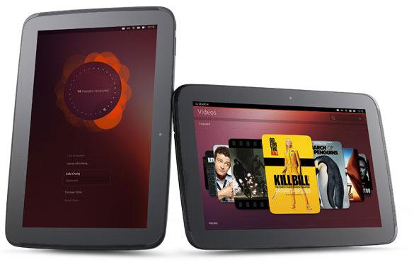 Ubuntu para tablets OS