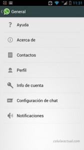 WhatsApp se actualiza para Android con nuevo diseño en su interfaz