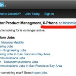 Google Motorola X-Phone ya buscan jefe de proyecto