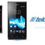 Sony Xperia J ya en México con Telcel
