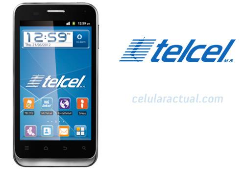 ZTE V880 en México con Telcel