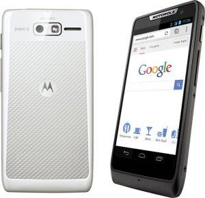 Motorola RARZ D3 y RARZ D1 dos Android Jelly Bean gama media son presentados