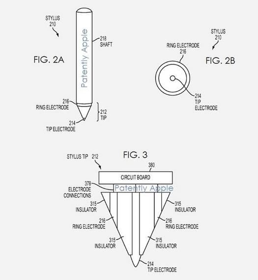Apple patente smart pen para iPhone 6 o iPads