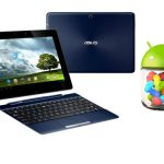 ASUS Transformer Pad TF300 obtiene Android 4.2.2 Jelly Bean