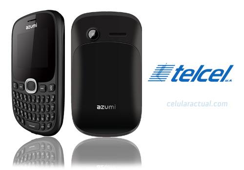 Azumi Q10 Qwerty en  México con Telcel