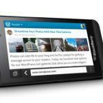 BlackBerry 10 ofrece ya más de 100,000 Aplicaciones
