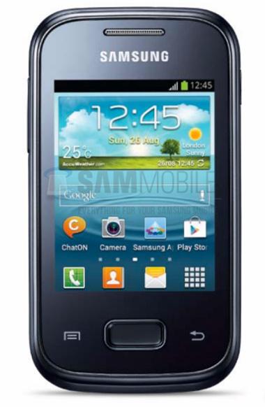 Samsung Galaxy Pocket Plus filtrado
