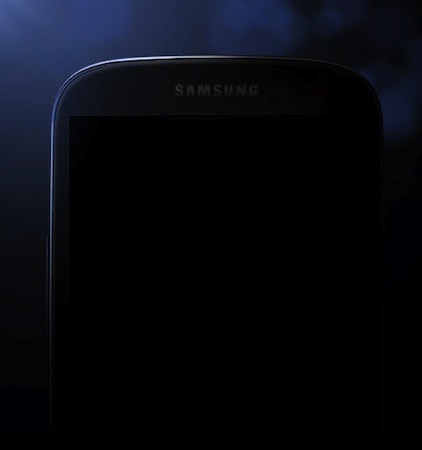 Galaxy S IV primer imagen oficial