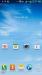 Samsung Galaxy S IV screenshot filtrado pantalla de inicio