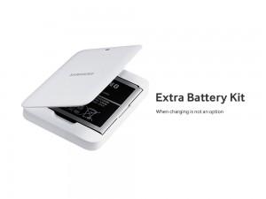 Samsung Galaxy S4 Kit de Batería extra