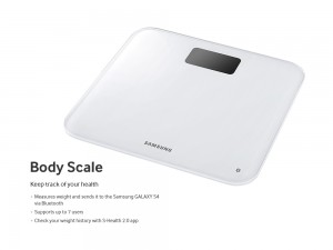 Samsung Galaxy S 4 Body Scale báscula