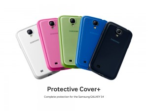 Samsung Galaxy S4 Protective Covers