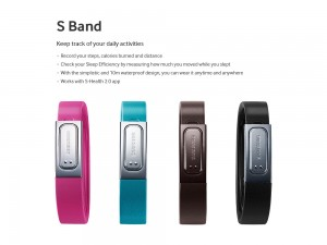 Samsung Galaxy S4 S Band