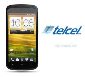 HTC One S ya en México con Telcel