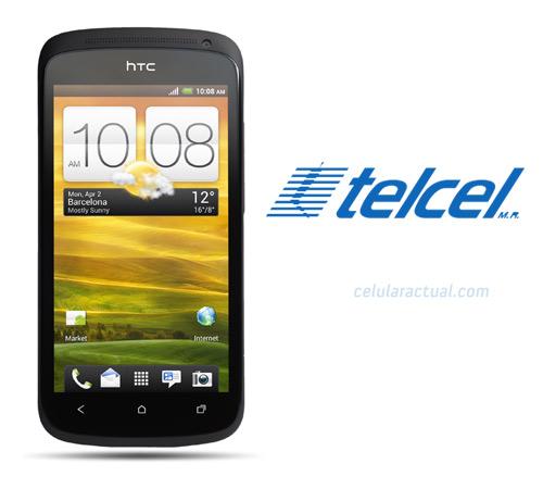HTC One S en México con Telcel