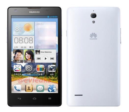Huawei G700  5 pulgadas y Android 4.2