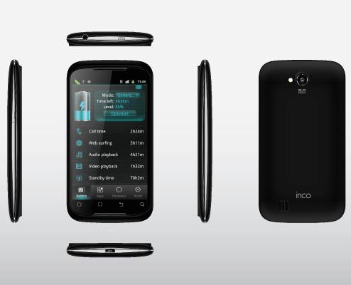 Inco Neo Android 4.0 Dual-SIM Libre