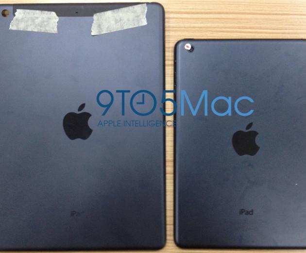 Apple iPad 5 filtrada