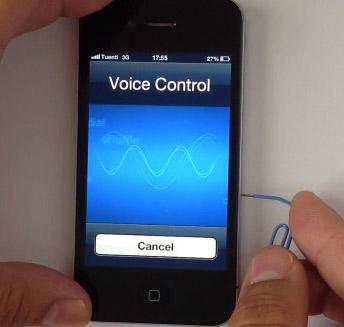 Video Código de seguridad saltado iPhone
