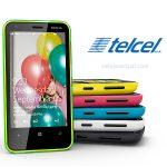Nokia Lumia 620 ya en México con Telcel