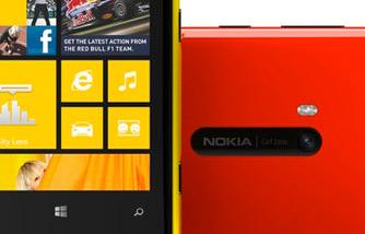 Nokia Lumia 920 detalle