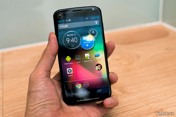Motorola XT912A filtrado